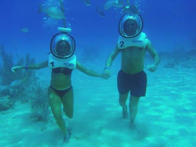 【必玩项目】长滩岛海底漫步(免费刻盘赠送水下拍照录像)